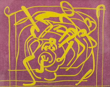 Gerald Wilde, 'Energies', ca. 1972