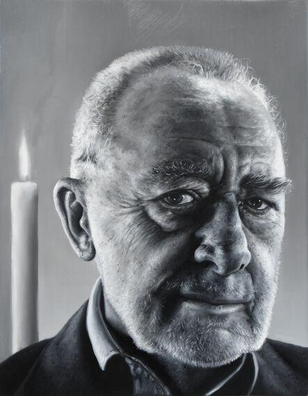 Yigal Ozeri, 'Untitled; Richter', 2021