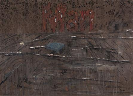 Guillermo Kuitca, 'No title (MAN)', 1986