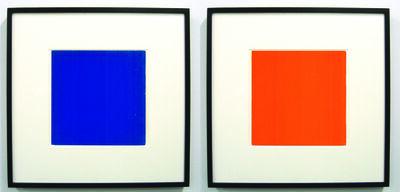 Matthew Higgs, 'M Breuer 1 and 2 F'