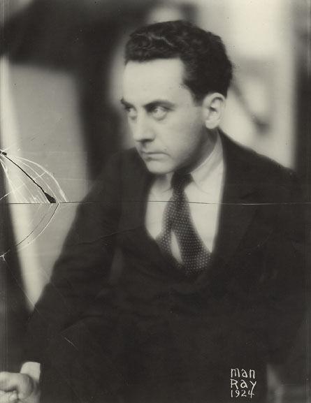 Man Ray, 'Self-Portrait', Paris 1924