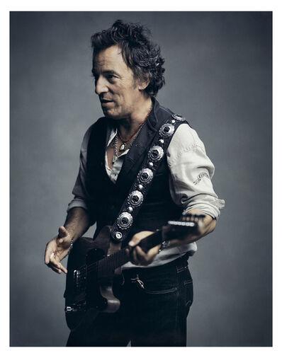 Mark Seliger, 'Bruce Springsteen'