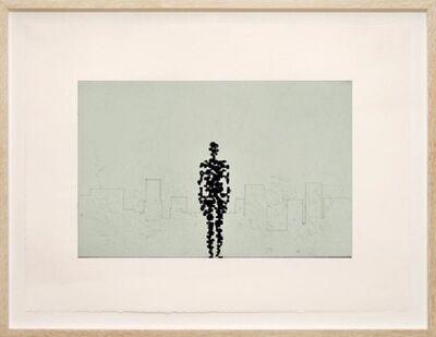Antony Gormley, 'Standing Matter (2010) (signed)', 2010
