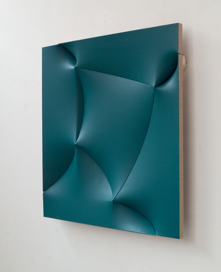 Jan Maarten Voskuil, 'Broken Sea Blue', 2015