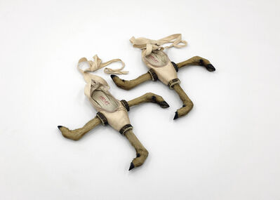 Steven Cohen, 'put your heart under your feet ... and walk! (stigma)', 2013