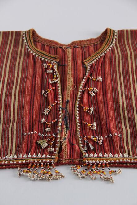 Unknown Artist, 'detail of Ga'dang Man's Shirt (Kuton)'