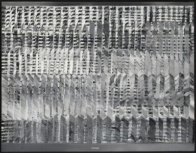 Heinz Mack, 'Ohne Titel', 1957