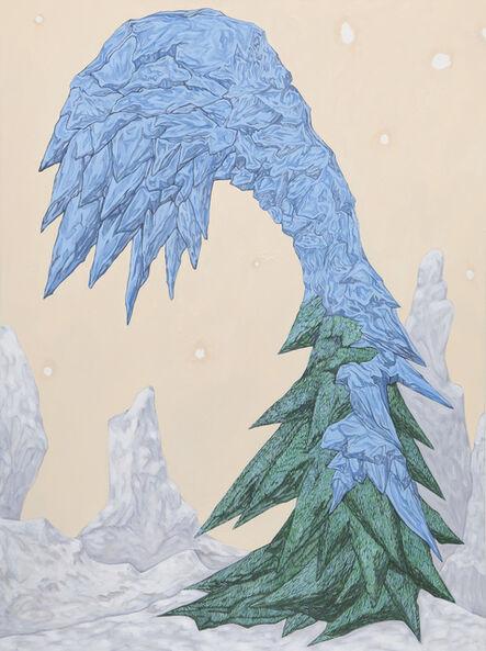 Jumbo Suzuki, 'Frosted Tree', 2011
