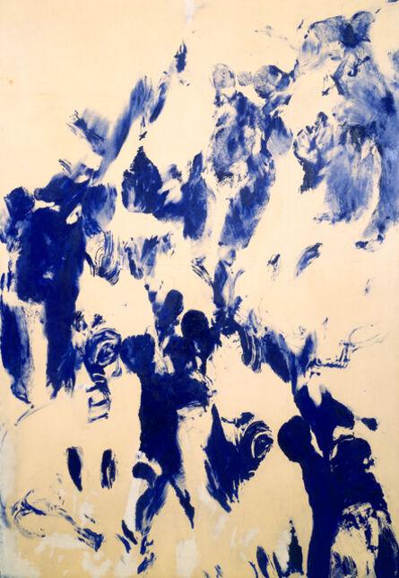 Yves Klein, 'Anthropométrie sans titre (ANT 154) (Untitled Anthropometry [ANT 154])', 1961