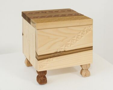 Patricia Fernández, 'A Record of Succession, Box for C.A.', 2012