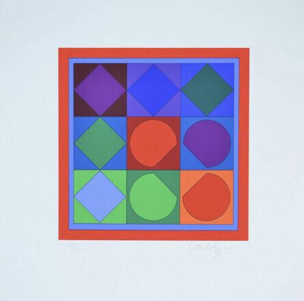 Victor Vasarely, 'Vega', Unknown