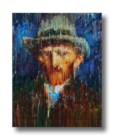 Bradley Hart, 'Van Gogh Self-Portrait (Impression)', 2014