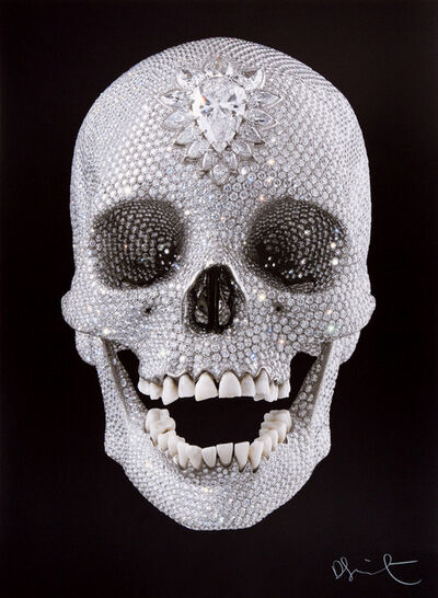 Damien Hirst, 'For The Love Of God, Pray', 2007