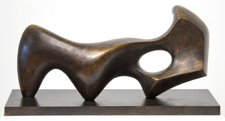 Henry Moore, 'Reclining Figure: Circle', 1983