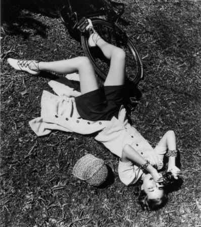 Louise Dahl-Wolfe, 'Liz Gibbons as Photographer', 1938