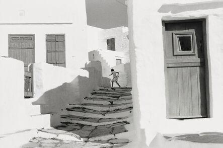 Henri Cartier-Bresson, 'Siphnos, Greece', 1961-printed later