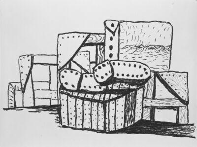 Philip Guston, 'Studio Forms', 1980