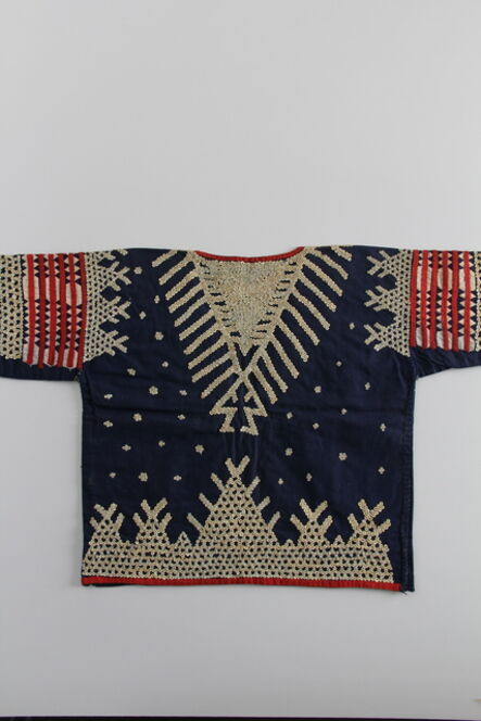 Unknown Artist, 'detail of the back of a B'laan Woman's Shirt (Albong Takmun)'