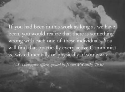 Yevgeniy Fiks, 'Stalin's Atom Bomb a.k.a. Homosexuality, No. 1', 2012