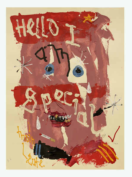 Willehad Eilers, 'Hello I am special', 2020