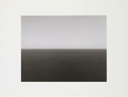Hiroshi Sugimoto, 'Bay of Biscay - Bakio', 1991