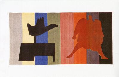 Rita McBride, 'Color Test (Superman-Tamayo)', 2020
