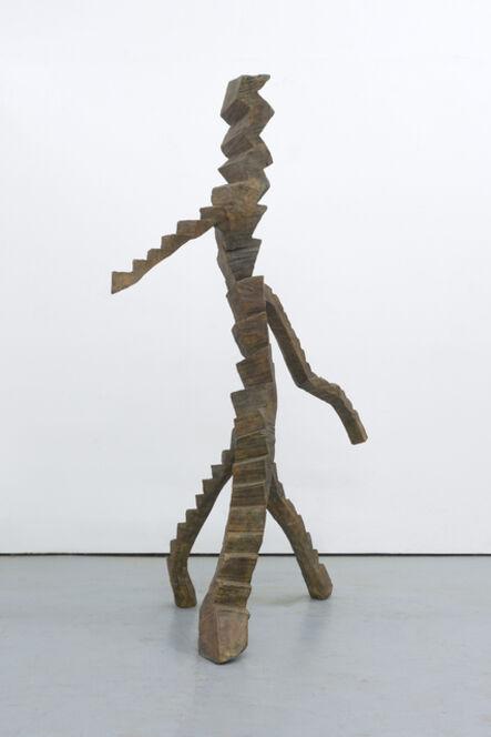 David Nash, 'Stepman', 2020