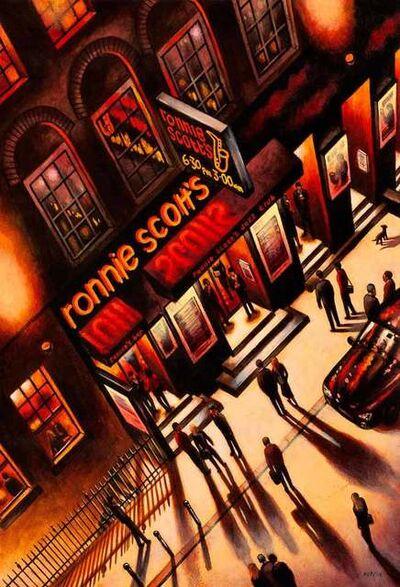 John Duffin, 'Ronnie Scott's - Soho', 2020