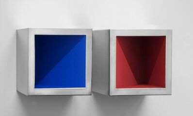 Arno Kortschot, 'Perspective Two Coloured', 2016