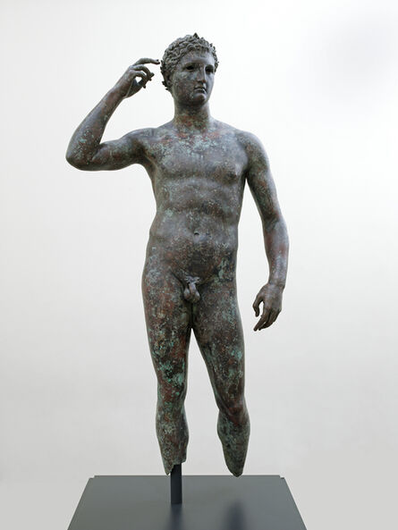 'Statue of a Victorious Youth', 300 -100 BCE
