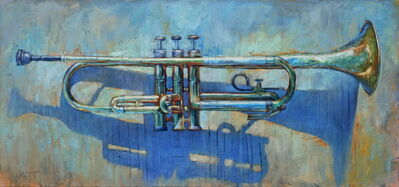 Gordon Smedt, 'Brass', 2017
