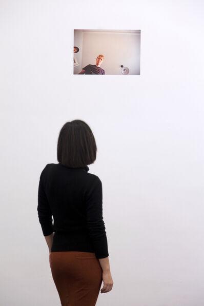 Roman Ondak, 'Our Son Watching His Parents', 1998