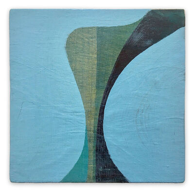 Margaret Neill, 'Spectator (Abstract Painting)', 2018