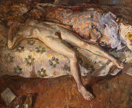 Ben Fenske, 'Floral Sheets', 2016