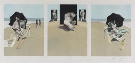 Francis Bacon, 'Triptych 1974-1977', 1981