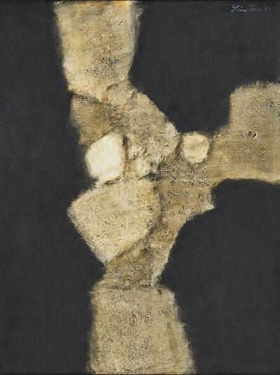 Léon Zack, 'Composition Abstraite', 1974