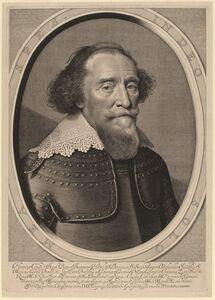 Willem Jacobsz Delff after Michiel van Miereveld, 'Henry, Count de Bergh', 1634