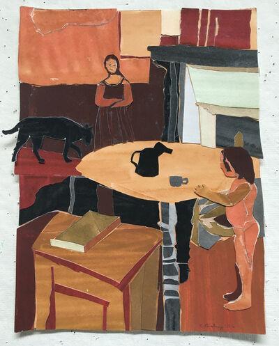 Elizabeth Bisbing, 'Brown Room ', 2007