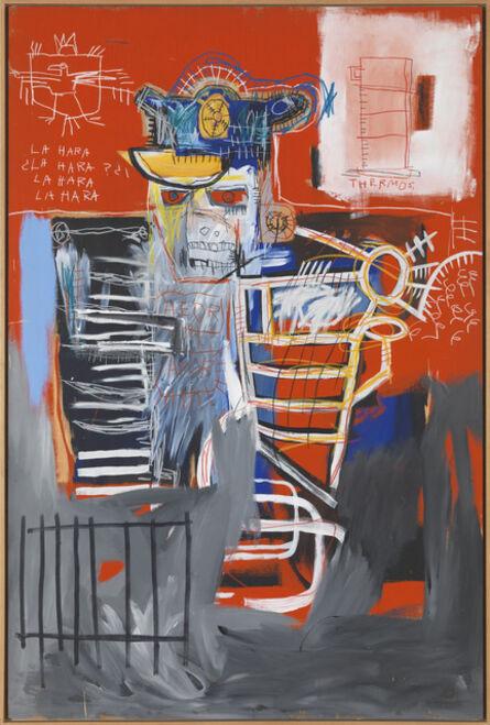 Jean-Michel Basquiat, 'La Hara', 1981