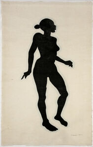 Emma Amos, 'Beauty (retirage)', 2001