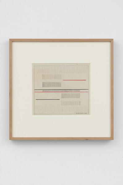 Bice Lazzari, 'Senza Titolo [Untitled]', 1970