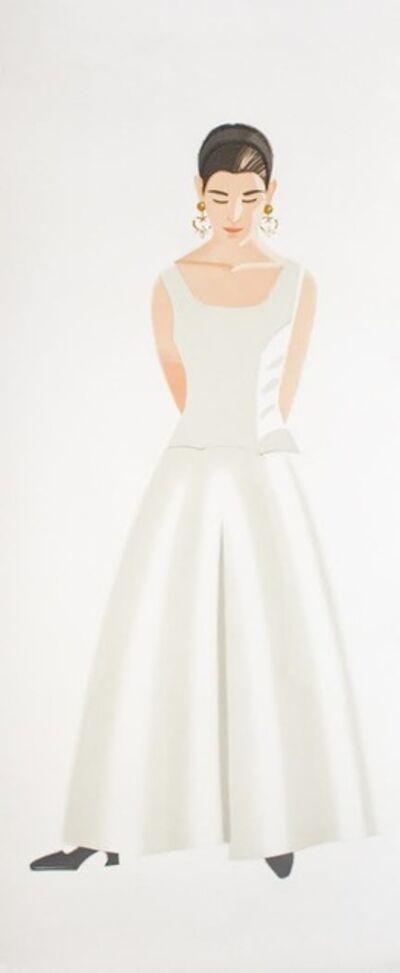 Alex Katz, 'Wedding Dress', 1993