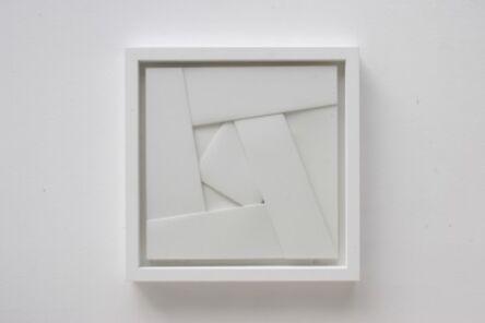 Peter Weber, 'Quadratwandlung IV', 2009