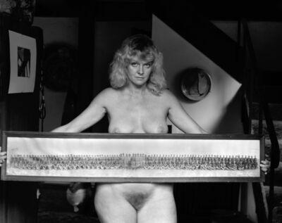 Judy Dater, 'Cherie', 1972