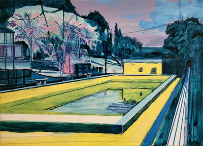 Christof Mascher, 'Oskar's Place', 2021