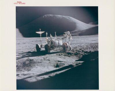 David Scott, 'James Irwin and the Lunar Rover, Apollo 15, August 1971'