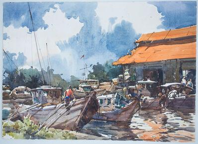 Ong Kim Seng, 'Melaka River', 1999