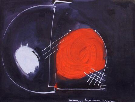 Hans Hofmann, 'Untitled (Red, black, white)', 1946