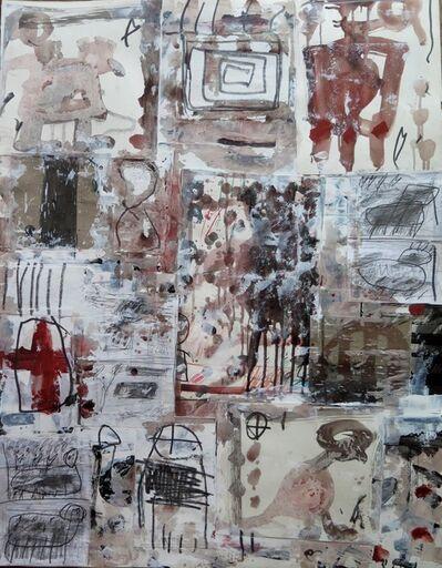 Vigintas Stankus, 'Collage V', 2015