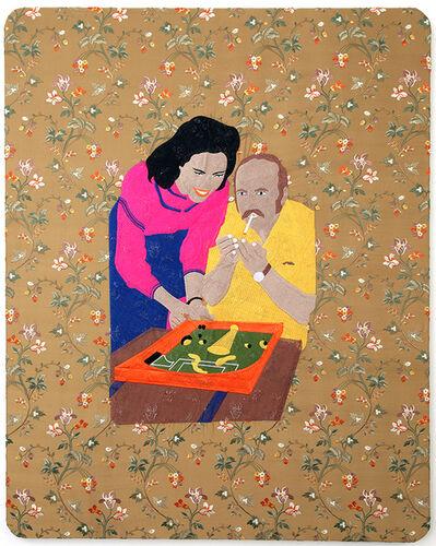 Raed Yassin, 'Dad Smoking', 2013